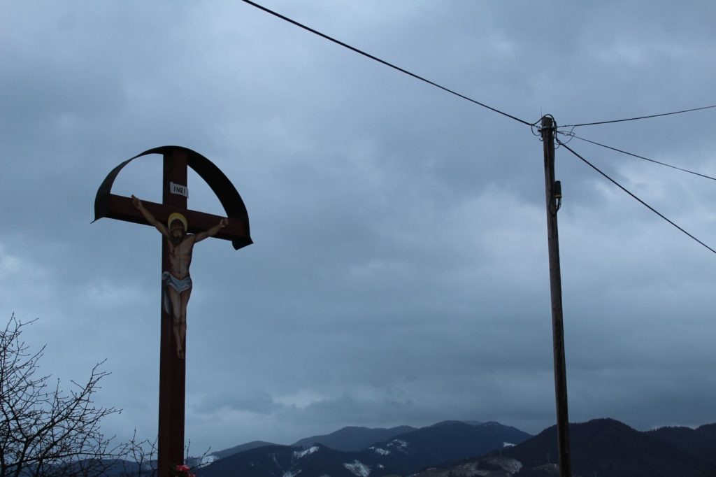 Kríž Ružomberok, ulica Jelence 05