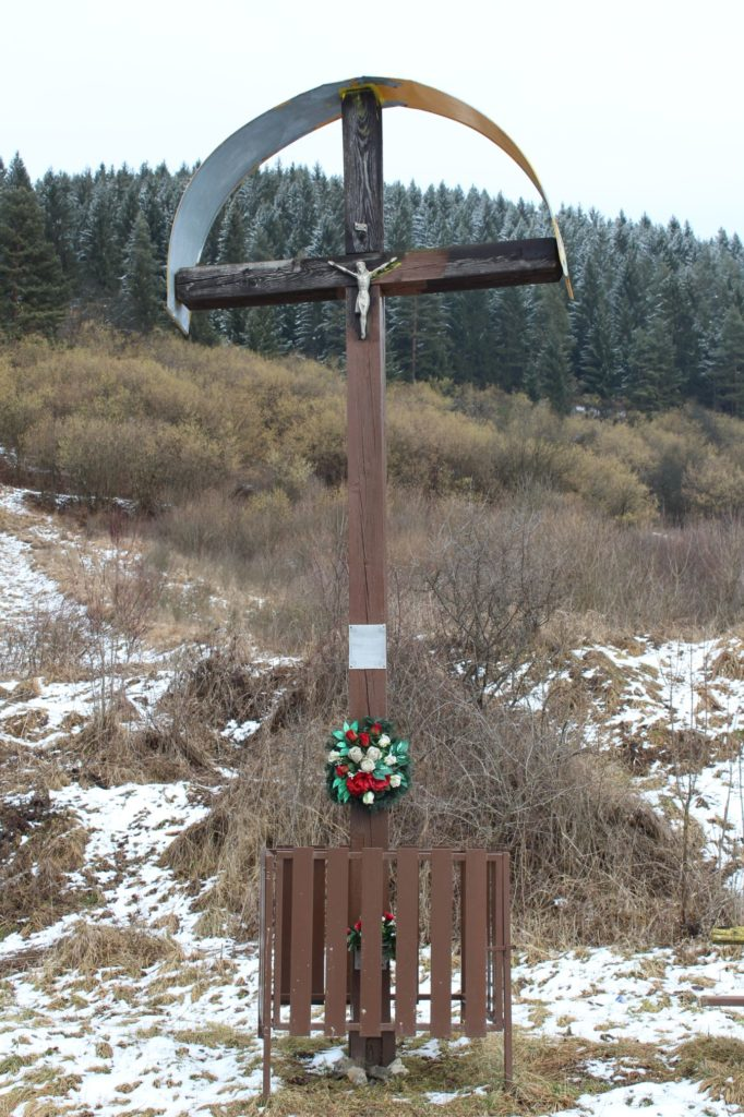 Kríž na Chlmkoch Hrboltová 05