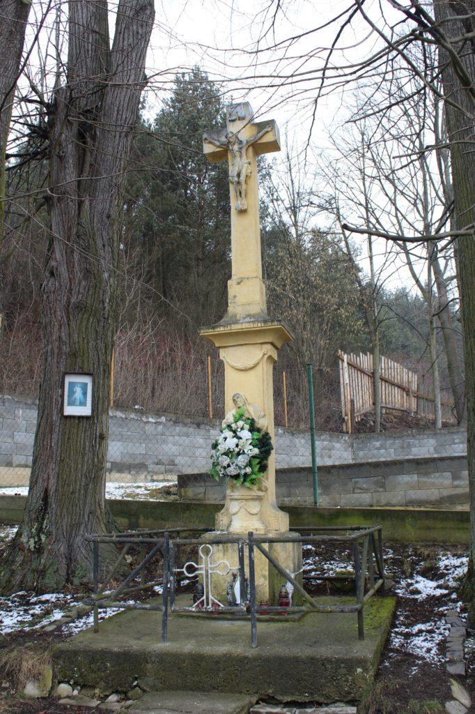 Kríž pri mlyne Hrboltová 07