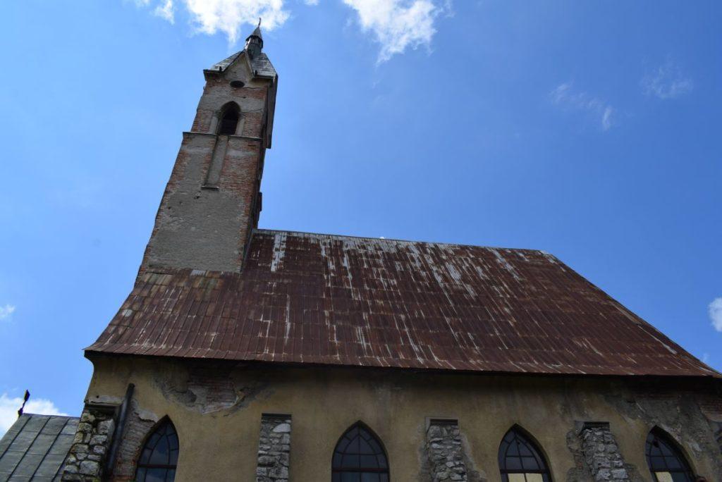Husitský kostol v Liptovskej Osade 09