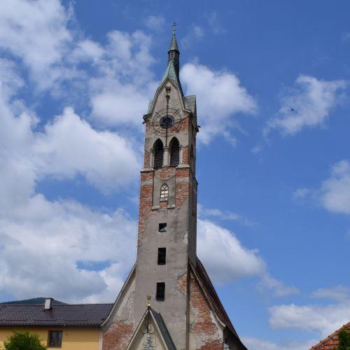 Hussite Church in Liptovská Osada