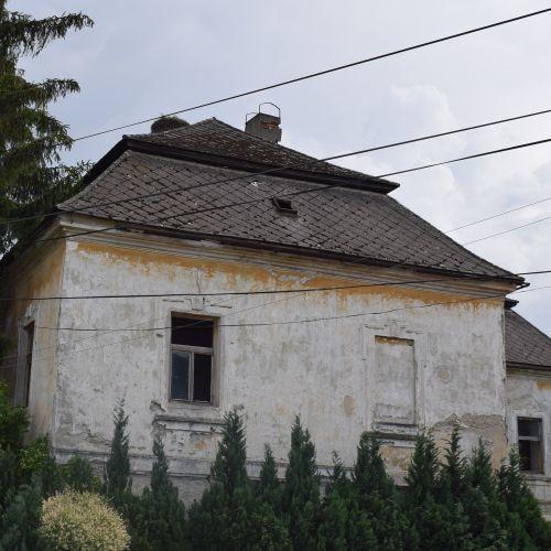 Manor House in Liptovská Teplá