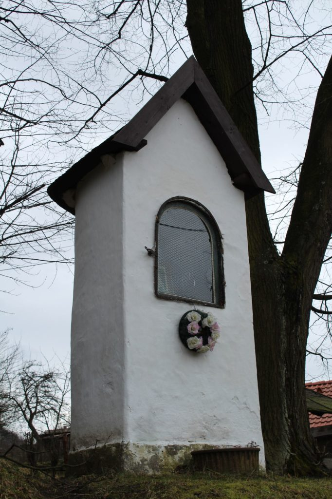 Kaplnka Ľubochňa, ulica Bahurina 03