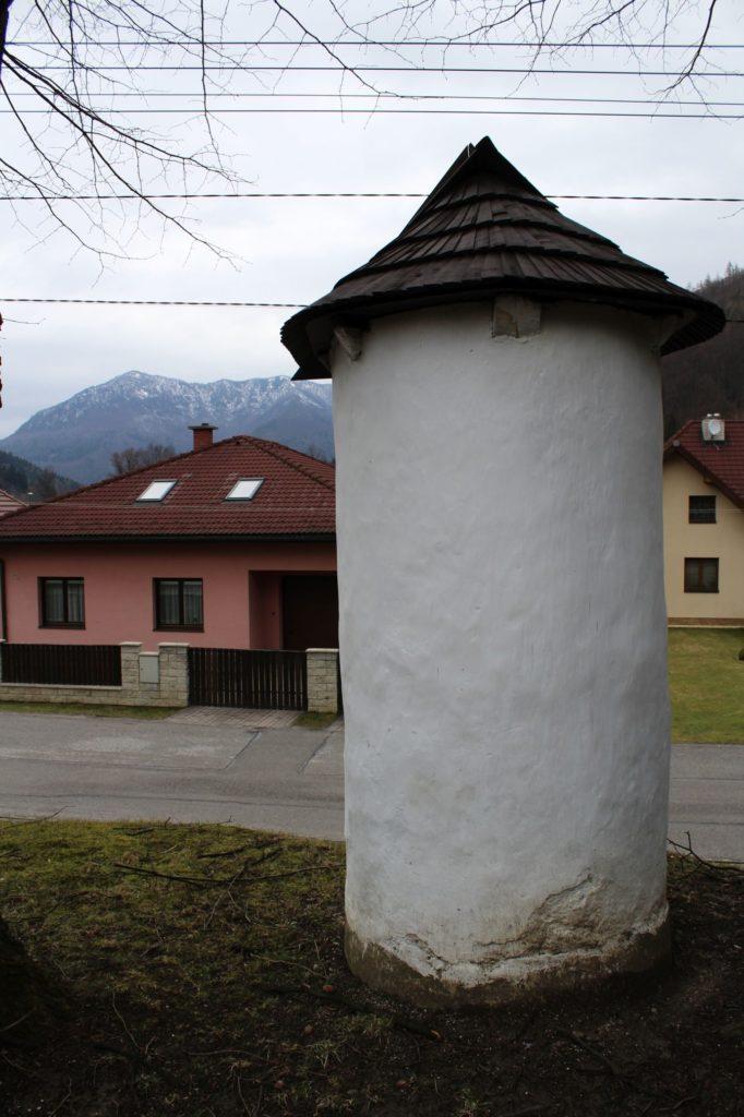 Kaplnka Ľubochňa, ulica Bahurina 05