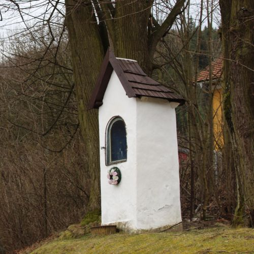"Chapel of Ľubochňa, ""Bahurina"" Street"
