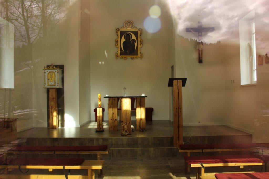 Kaplnka Biely Potok, Trlenská dolina Jezuitská zotavovňa 03