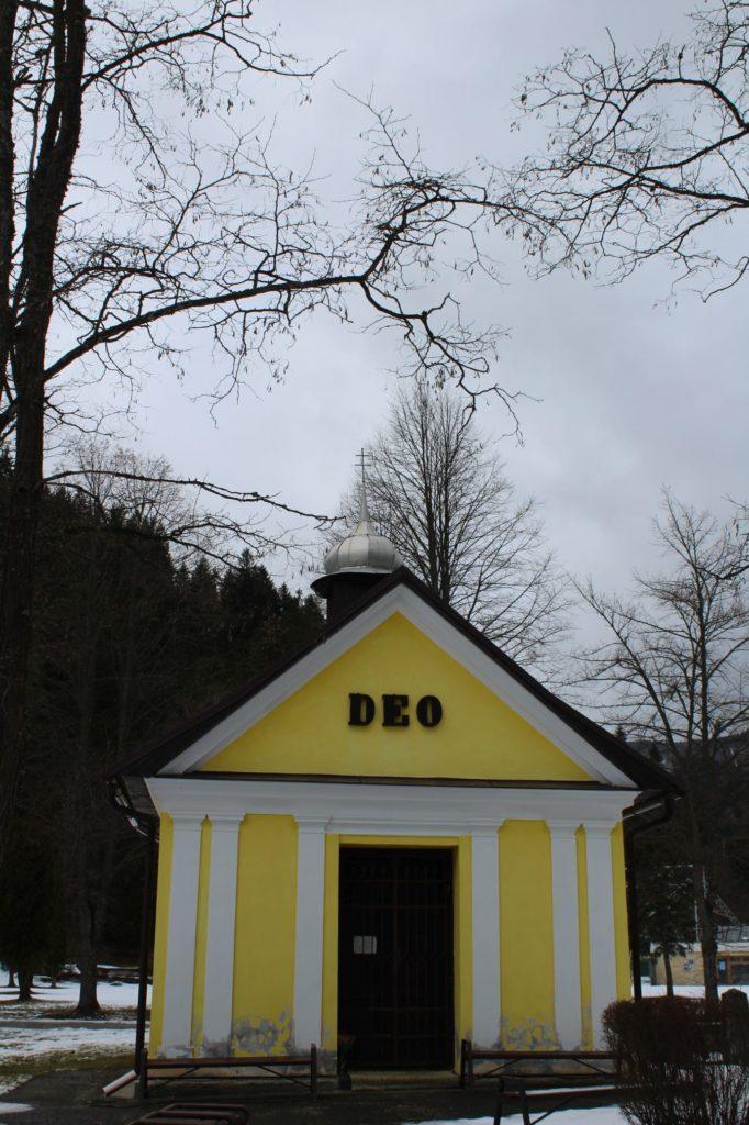 Kaplnka DEO Lúčky, Lúčky - kúpele 05