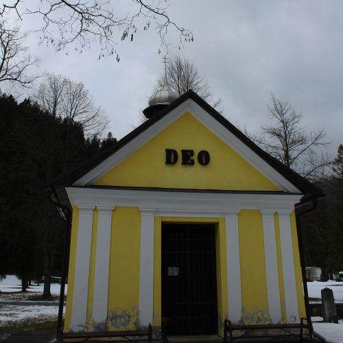 Kaplnka DEO Lúčky, Lúčky – kúpele