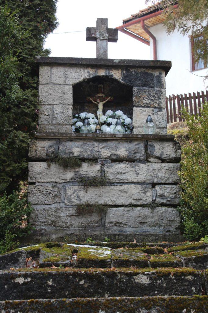 Kaplnka Lúčky, križovatka Slobody - Cintorínska 02