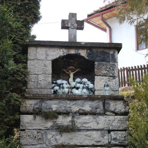 Kaplnka Lúčky, križovatka Slobody – Cintorínska
