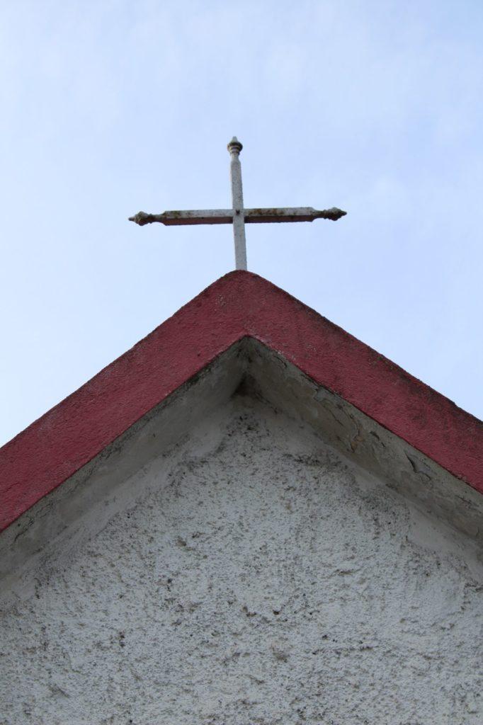 Kaplnka Likavka, križovatka J. Hollého - Pod Hradom 03
