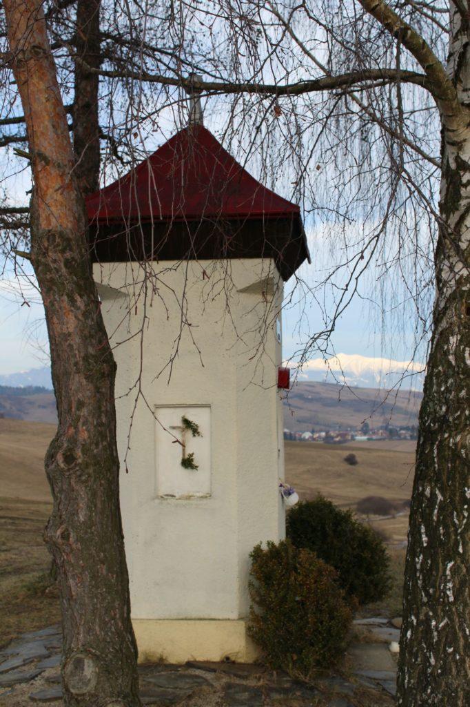 Kaplnka Liptovská Štiavnica, Pri božej muke 04