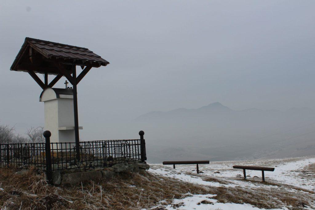 Kaplnka Liptovské Sliače - Stredný, nad Medokýšom 08