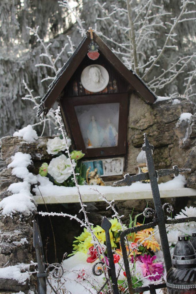 Kaplnka Liptovské Sliače - Vyšný, pod Lesom nad ulicou Tichá 04