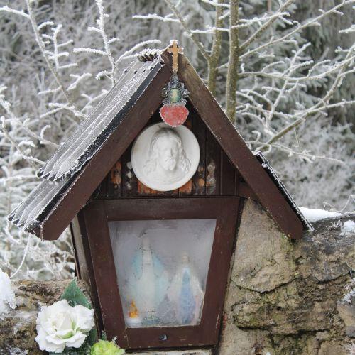 Kaplnka Liptovské Sliače – Vyšný, pod Lesom nad ulicou Tichá