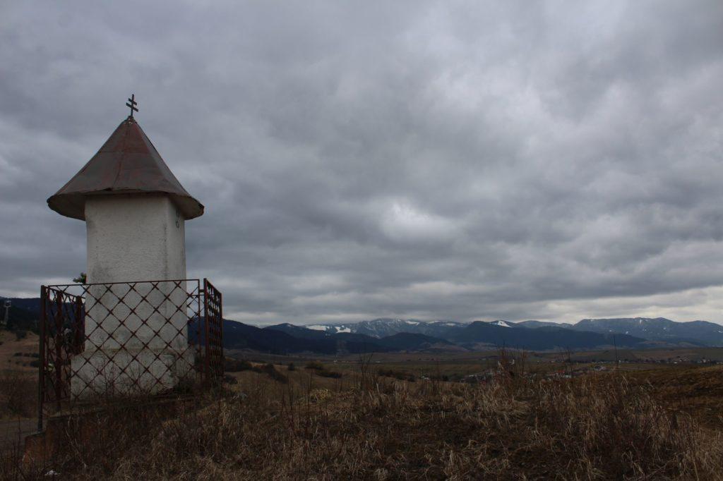 Kaplnka Liptovské Sliače - Vyšný, sedlo Čertovica 08