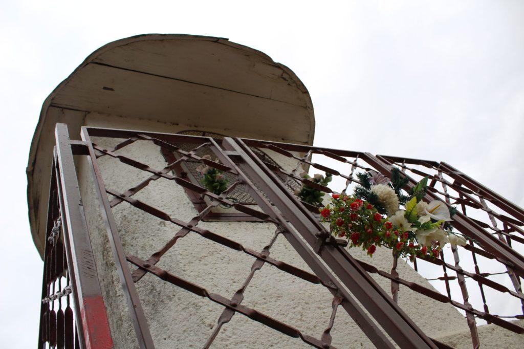 Kaplnka Liptovské Sliače - Vyšný, sedlo Čertovica 09