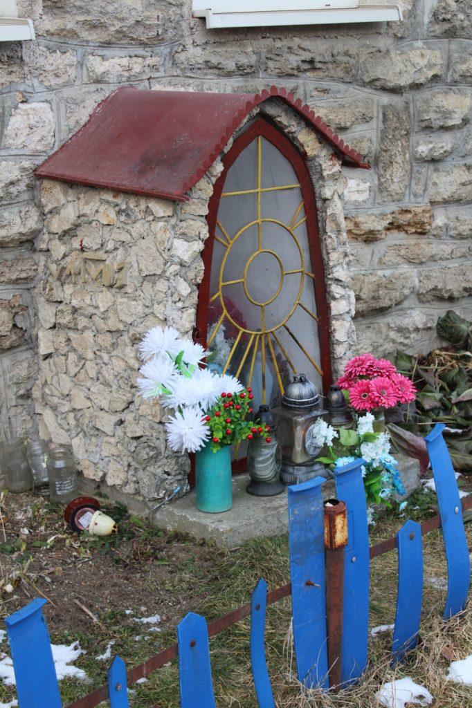 Kaplnka Liptovské Sliače - Vyšný, ulica Bronislavy Kubánkovej 01