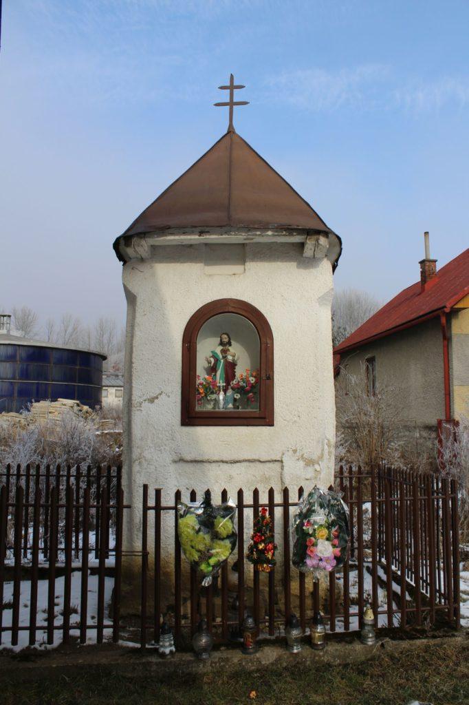 Kaplnka Liptovské Sliače - Vyšný, ulica Na Bežan 01