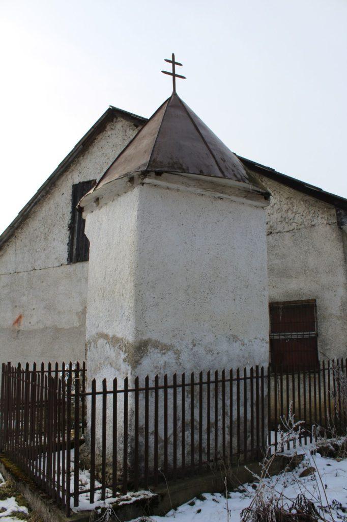 Kaplnka Liptovské Sliače - Vyšný, ulica Na Bežan 04
