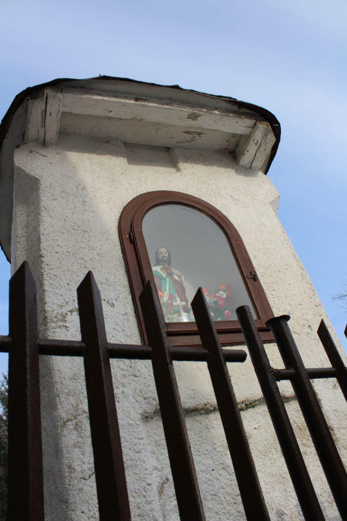 Kaplnka Liptovské Sliače - Vyšný, ulica Na Bežan 05