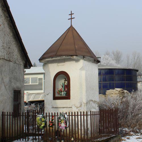 """Chapel of Liptovské Sliače – Vyšný, """"Na Bežan"""" Street"""