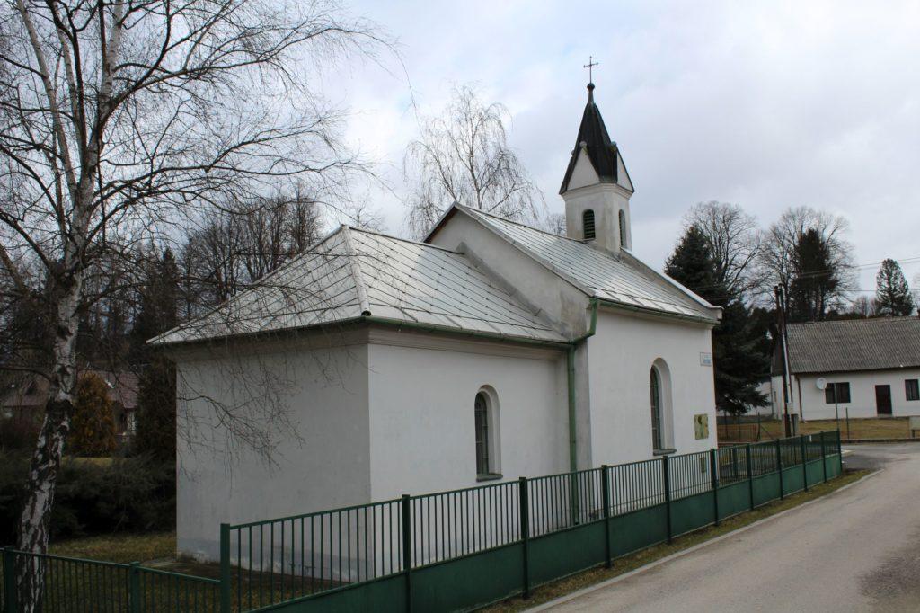 Kaplnka Najsvätejšieho Srdca Ježišovho Liptovská Štiavnica 01