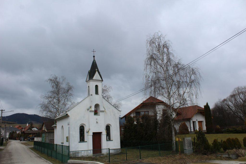 Kaplnka Najsvätejšieho Srdca Ježišovho Liptovská Štiavnica 03