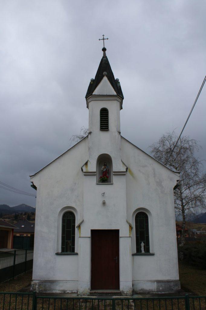 Kaplnka Najsvätejšieho Srdca Ježišovho Liptovská Štiavnica 04