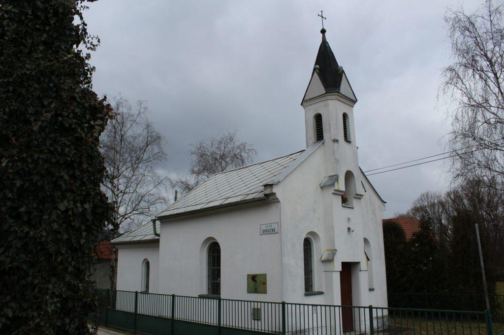 Kaplnka Najsvätejšieho Srdca Ježišovho Liptovská Štiavnica 07