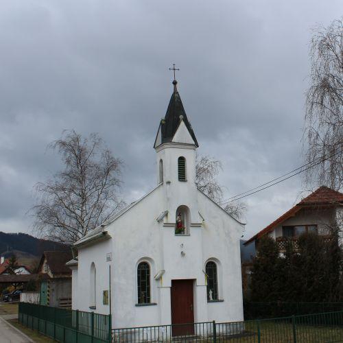 Chapel of the Sacred Heart of Jesus in Liptovská Štiavnica