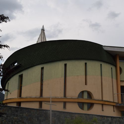 Chapel of the Immaculate Conception of Virgin Mary in Ružomberok