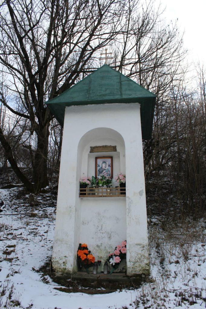 Kaplnka Ružomberok, ulica Tatranská cesta 2 01