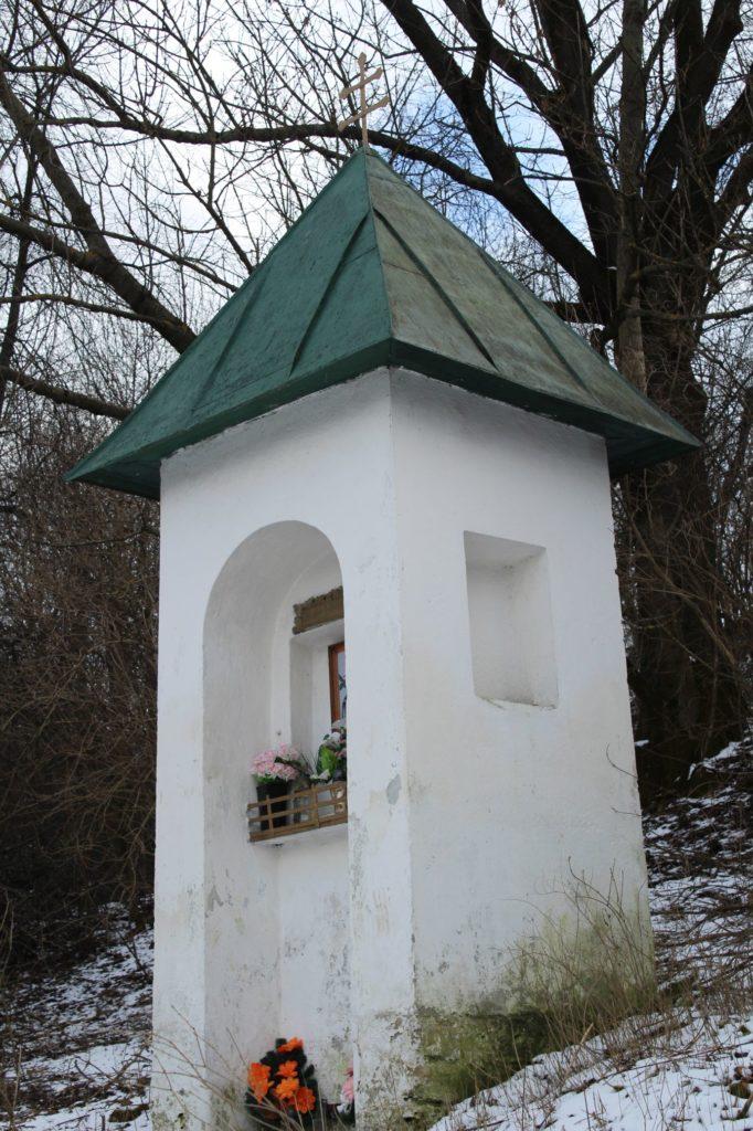 Kaplnka Ružomberok, ulica Tatranská cesta 2 03