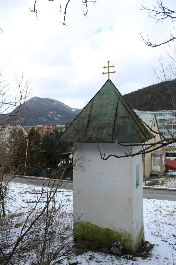 Kaplnka Ružomberok, ulica Tatranská cesta 2 04