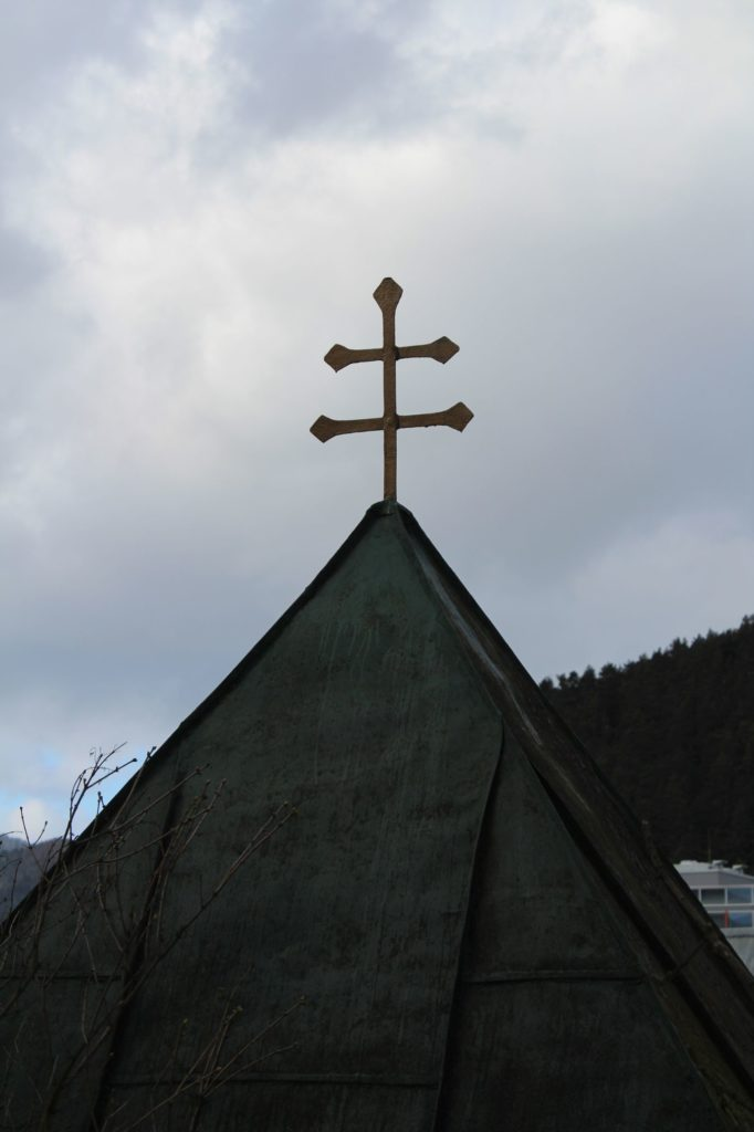Kaplnka Ružomberok, ulica Tatranská cesta 2 05