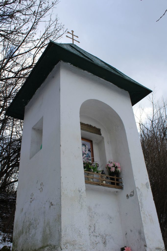 Kaplnka Ružomberok, ulica Tatranská cesta 2 06