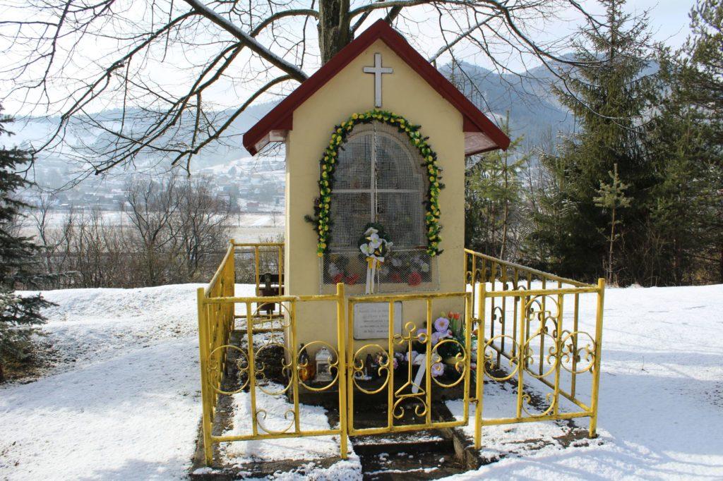 Kaplnka Sedembolestnej Panny Marie Hrboltová, Hruštie 01