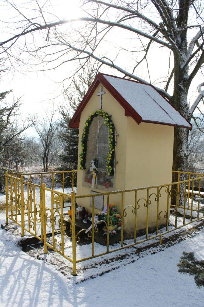 Kaplnka Sedembolestnej Panny Marie Hrboltová, Hruštie 03