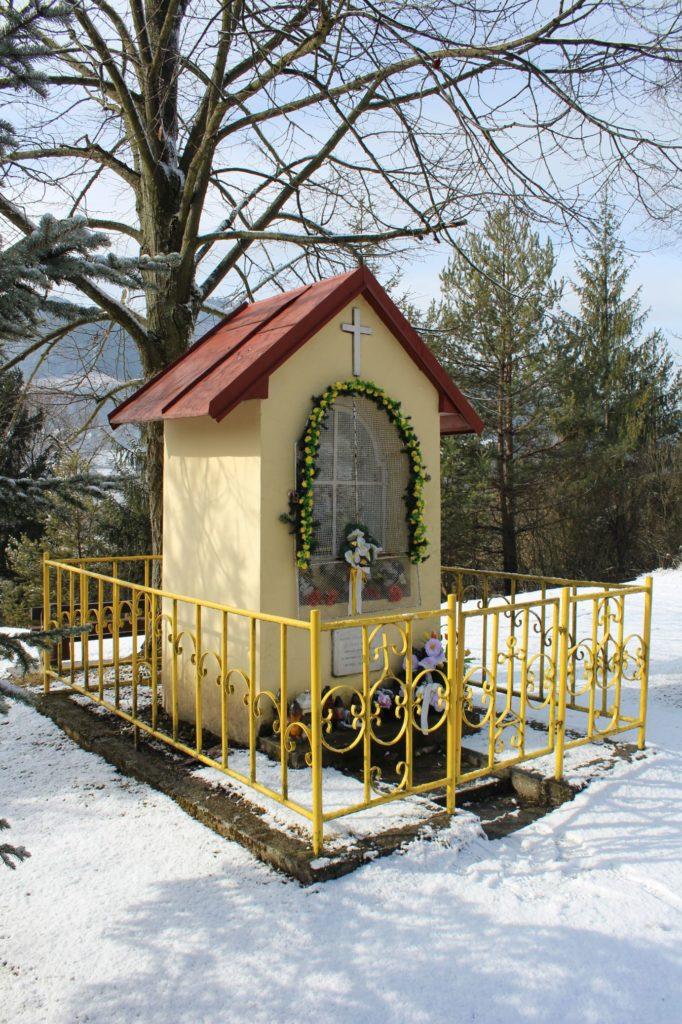 Kaplnka Sedembolestnej Panny Marie Hrboltová, Hruštie 04