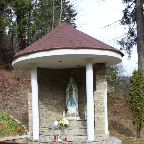 Chapel by the Church of St. Cyril and Methodius in Ľubochňa