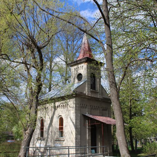 Chapel of Saint Ján Nepomucký near Liptovská Štiavnica