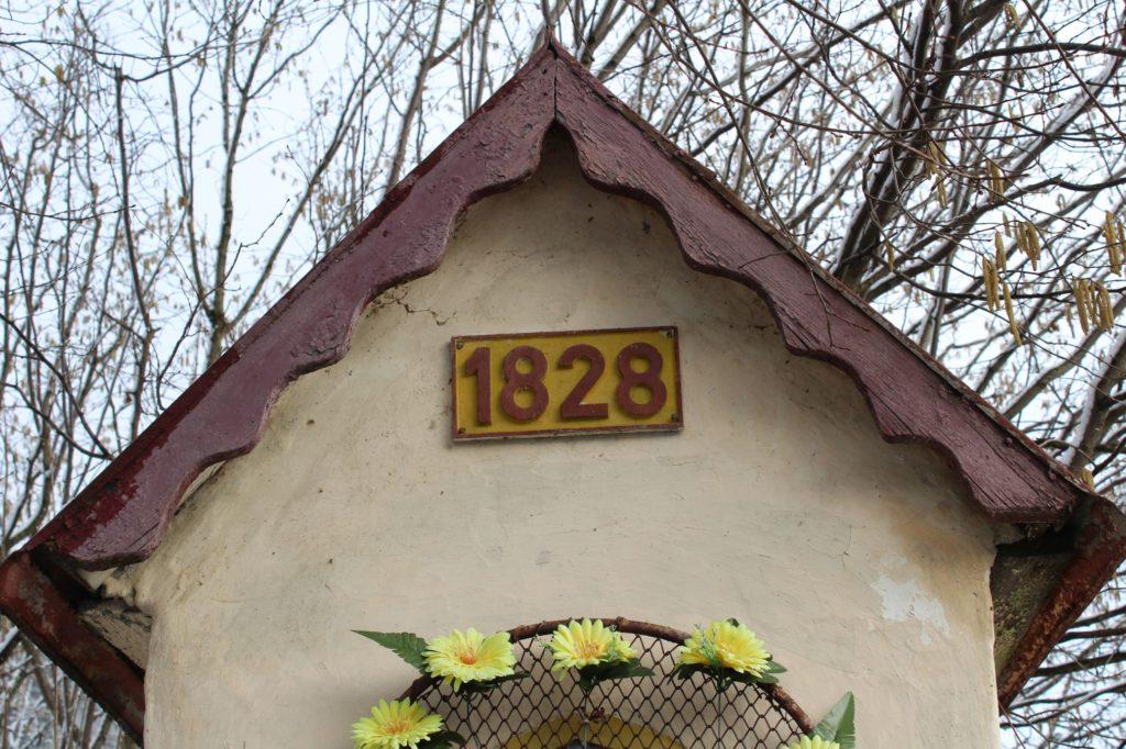 Kaplnka sv. Jozefa Hrboltová, pod hradiskom 02