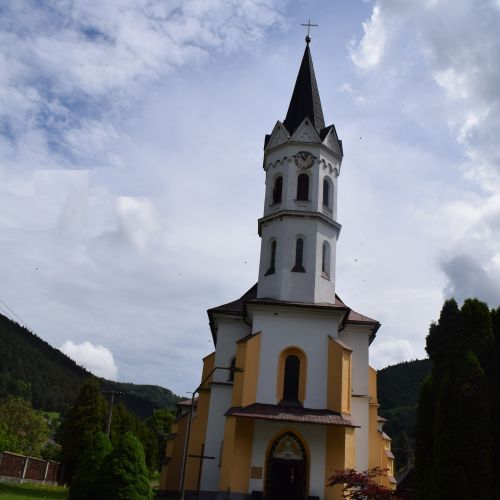 Church of the Sacred Heart of Jesus in Stankovany