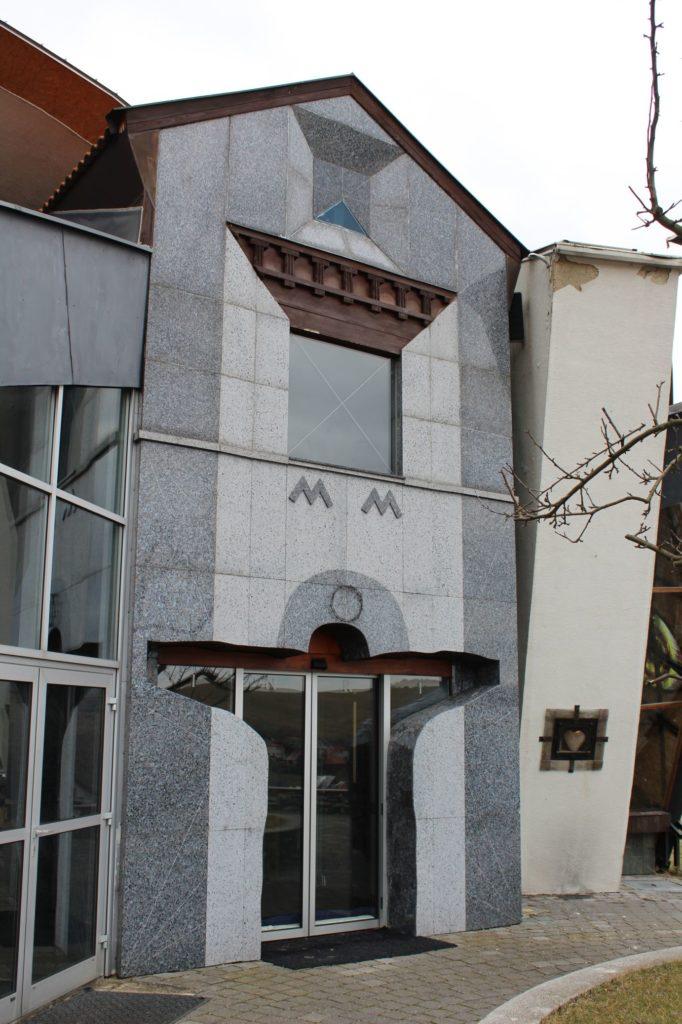 Kostol Dvoch sŕdc v Liptovských Sliačoch 02