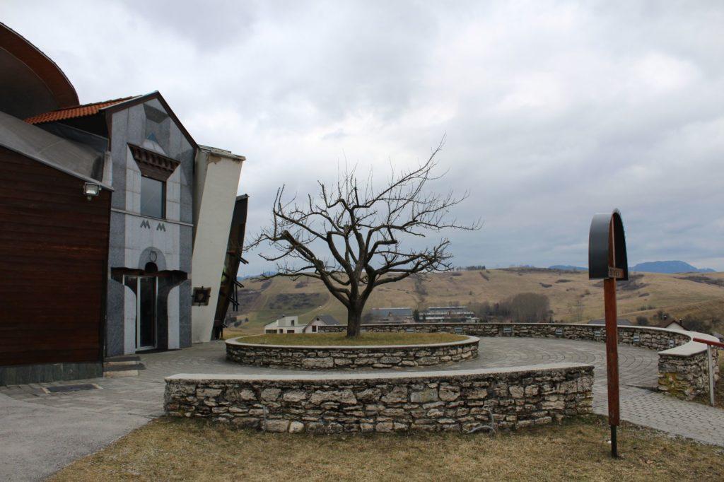 Kostol Dvoch sŕdc v Liptovských Sliačoch 07