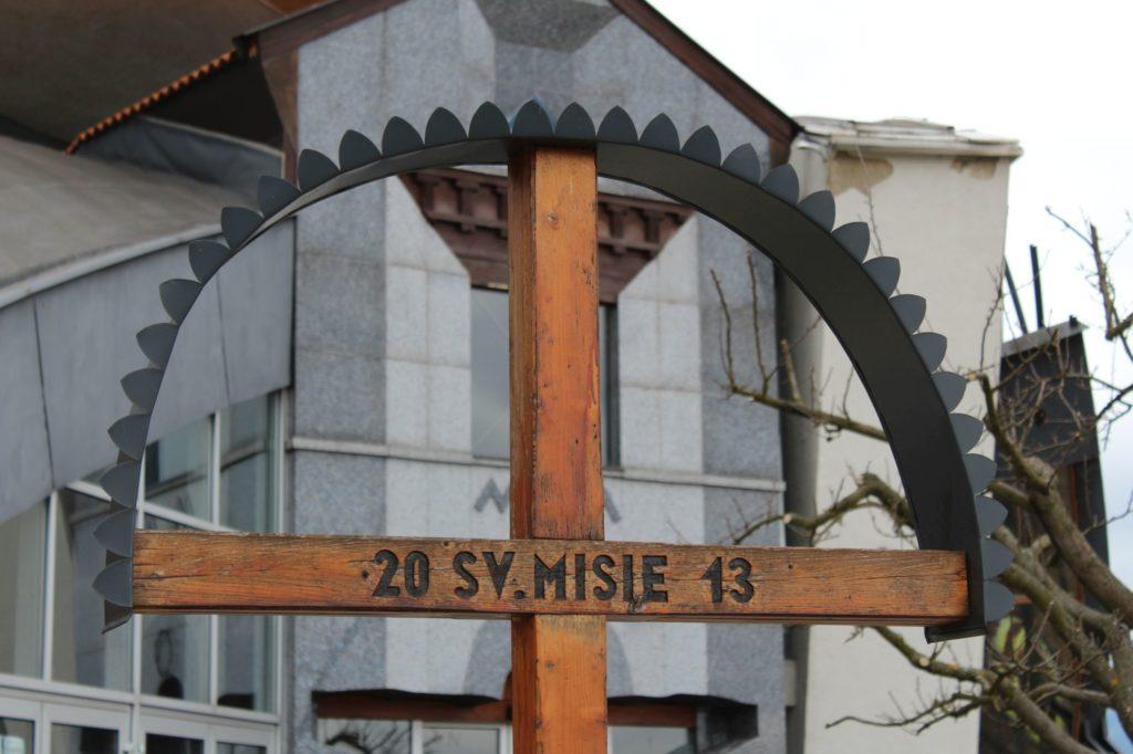 Kostol Dvoch sŕdc v Liptovských Sliačoch 25