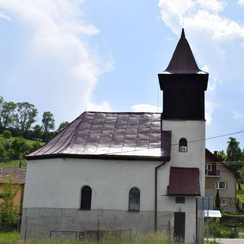 Church of the Visitation of Virgin Mary in Turík