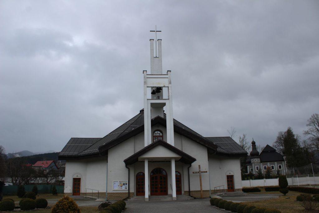 Kostol Nepoškvrneného počatia Panny Márie v Liptovskej Štiavnici 03