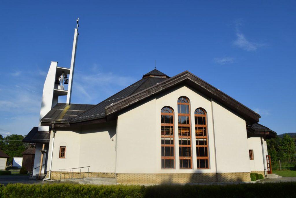 Kostol Nepoškvrneného počatia Panny Márie v Liptovskej Štiavnici J02